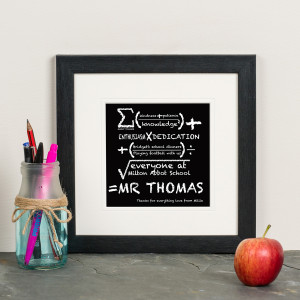 FromLucy_Teacher-Sum-Print_Black-Frame_s