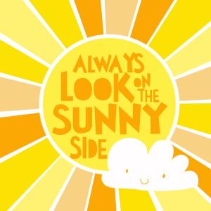 suny side