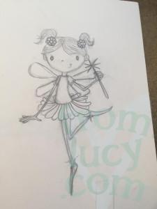 watermark fairy