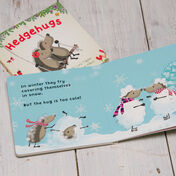 Hedgehugs Children's Board Book
