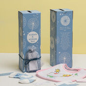 Baby Shower 'Wishes & Wisdom Box'