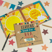 Personalised Primary School Leavers Book