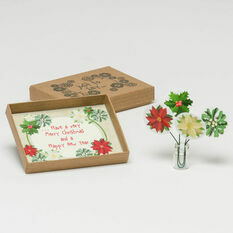 'Just To Say' Merry Christmas Box