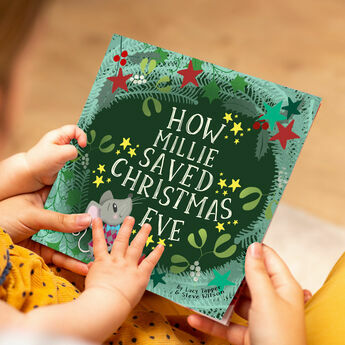 Personalised Christmas Eve Children\'s Book