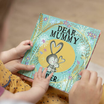 Personalised \'Dear Mummy\' Book For Special Occasions