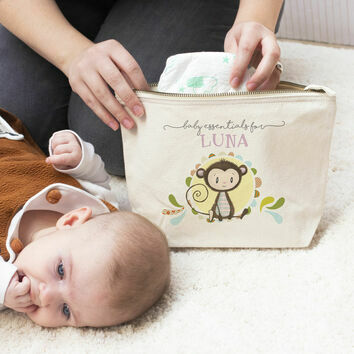 Personalised Baby Essentials Bag