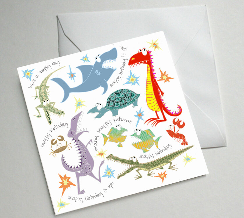Illustrated birthday cards set of five only 1050 illustrated birthday cards set of five additional 2 m4hsunfo