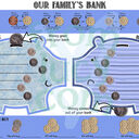 Our Family's Bank Earning & Learning Chart additional 2