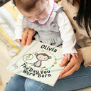 'The Day You Were Born' Personalised New Baby Book additional 1