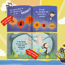 'The Day You Were Born' Personalised New Baby Book additional 9
