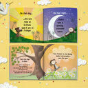 'The Day You Were Born' Personalised New Baby Book additional 10