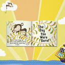 'The Day You Were Born' Personalised New Baby Book additional 11