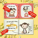 'The Day You Were Born' Personalised New Baby Book additional 7
