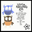 Little Friendship Kit additional 8