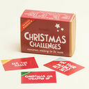 Christmas Challenges additional 4