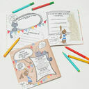 'The World According To...' Personalised Child's Journal additional 8