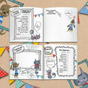 'The World According To...' Personalised Child's Journal additional 4