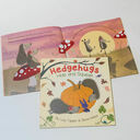 Hedgehugs 'Hide & Squeak' Children's Book additional 3