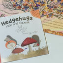Hedgehugs 'Hide & Squeak' Children's Book additional 5