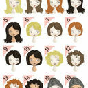 Personalised Illustrated 'This Girl' Print For Teenagers additional 2