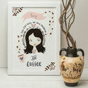 Personalised Illustrated 'This Girl' Print For Her additional 2