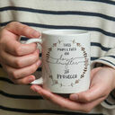 Personalised Illustrated 'This Girl' Mug For Mum additional 13