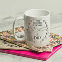 Personalised Illustrated 'This Girl' Mug For Grandma additional 8