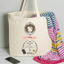 Personalised Illustrated 'This Girl' Tote Bag For Teenagers additional 5