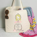 Personalised Illustrated 'This Girl' Tote Bag For Mum additional 16