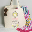 Personalised Illustrated 'This Girl' Tote Bag For Her additional 12