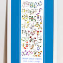 Fairy Alphabet Personalised Print additional 10