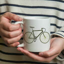 Illustrated Bicycle Mug additional 5