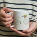 Illustrated Bicycle Mug additional 3