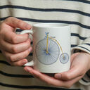 Illustrated Bicycle Mug additional 2