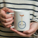 Illustrated Bicycle Mug additional 4