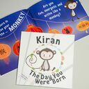 International 'The Day You Were Born' Personalised Book additional 1