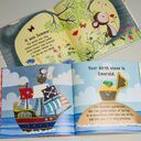 International 'The Day You Were Born' Personalised Book additional 4