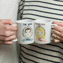 His & Hers Personalised Illustrated Mugs additional 4