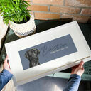 Bespoke Personalised Illustrated Portrait of Your Dog additional 5