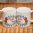 Love Bird Mugs (Set Of Two) additional 3