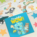 'Wow You're Nine' 9th Birthday Children's Book additional 1