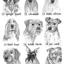 Personalised Illustrated 'Pet My Dog' Mug additional 3