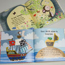 'The Day You Were Born' Personalised New Baby Book - Hardback additional 3