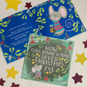 Personalised Christmas Eve Children's Book additional 1