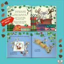 Personalised Christmas Eve Children's Book additional 6