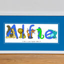Animal Name Personalised Print additional 12