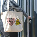 Personalised Queen Bee Tote Bag For Mum additional 1