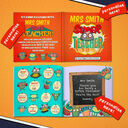Personalised 'Super Teacher' Book additional 3