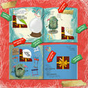 Personalised 'Christmess Advent-ure!' Christmas Advent Book additional 8