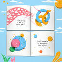 Personalised Pregnancy Announcement Book additional 7